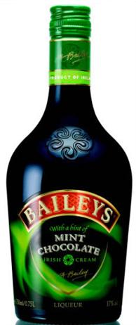Baileys Original Irish Cream Mint Chocolate